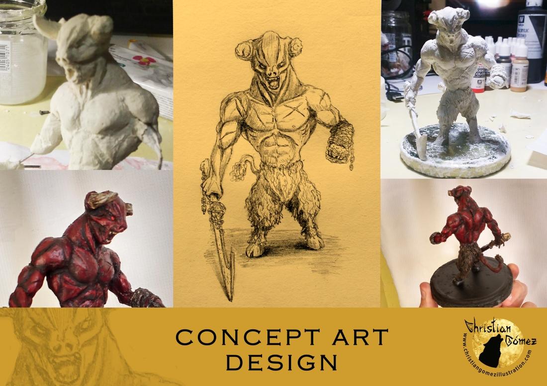 Anuncio Concept Art