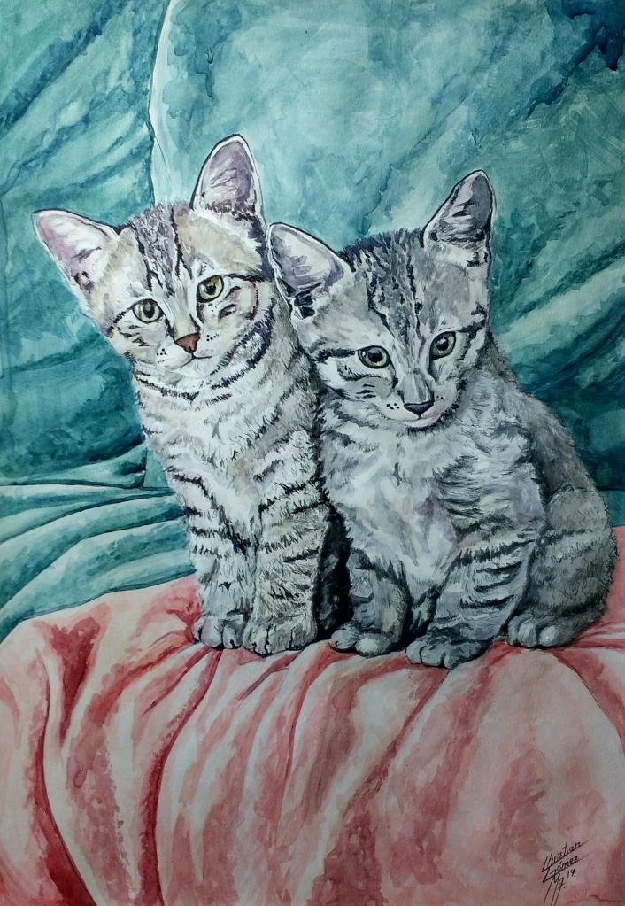 The Italian cats - Terminado
